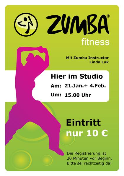 Zumba Flyer Template Free 4826126 Hitori49fo