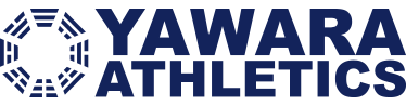YAWARA ATHLETICS Retina Logo